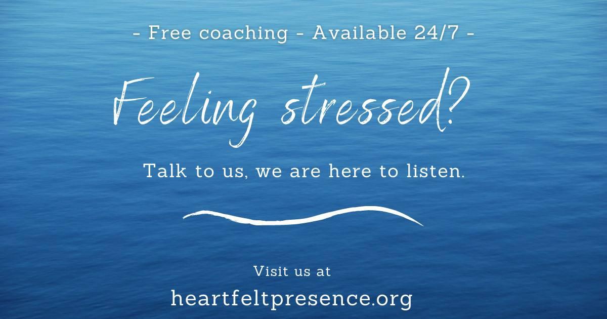 Heartfelt Presence Site